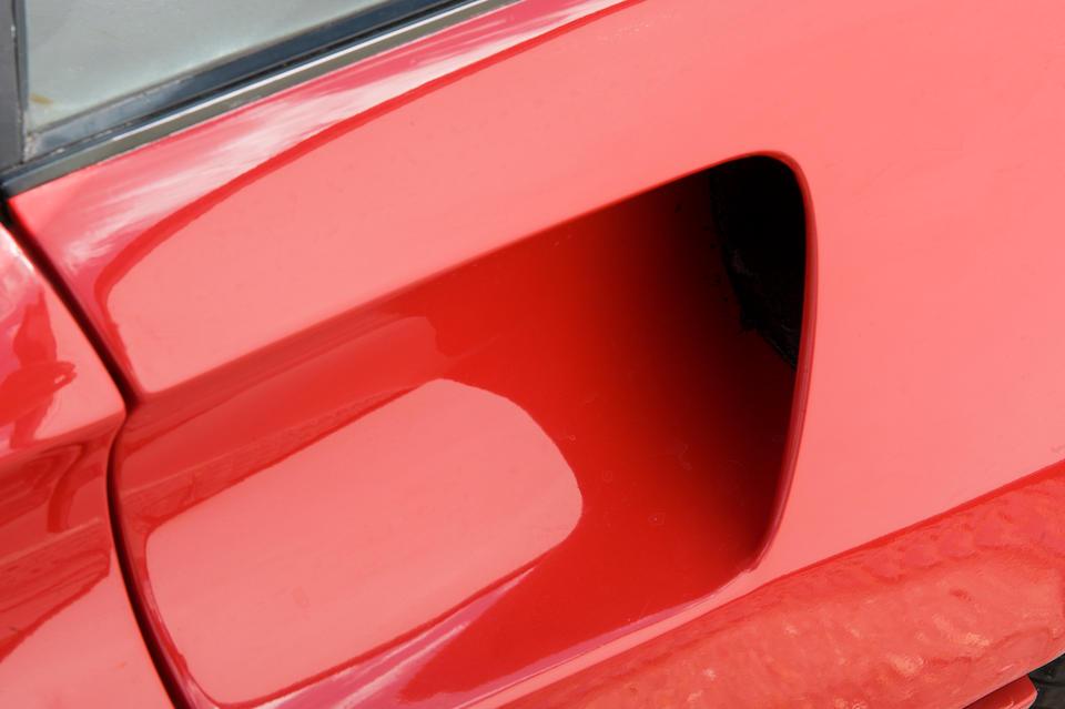 1977 Ferrari 308GT Berlinetta Vetroresina  Chassis no. 20315 Engine no. 20315