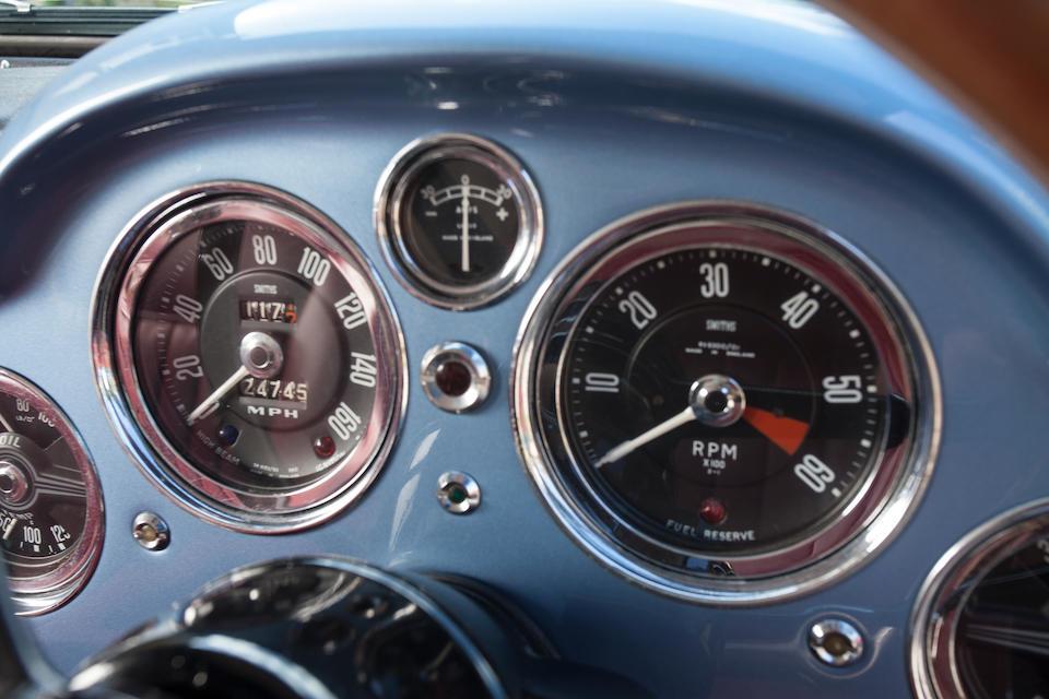 1963 Aston Martin DB4 Series V Convertible  Chassis no. DB4C/1068/R Engine no. 370/1176