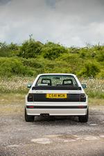 1986 Audi Quattro Sport SWB Coupé  Chassis no. WAUZZZ85ZEA905206