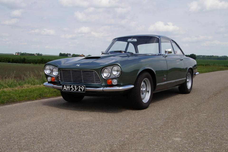 1964 Gordon-Keeble Coupé  Chassis no. O34/F1004/RD Engine no. 34/F1004/RD