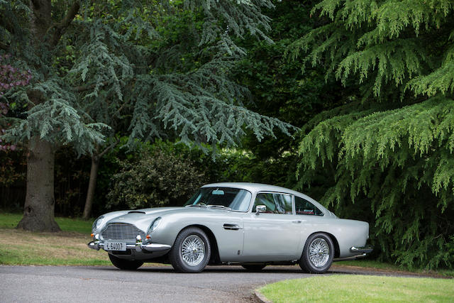 1964 Aston Martin DB5 Sports Saloon  Chassis no. DB5/1775/R Engine no. 400/1704