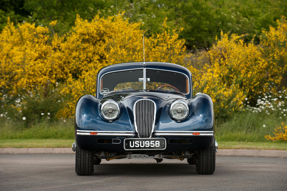 c.1952 Jaguar XK120 SE Coupé  Chassis no. S680125 Engine no. W6171-8S