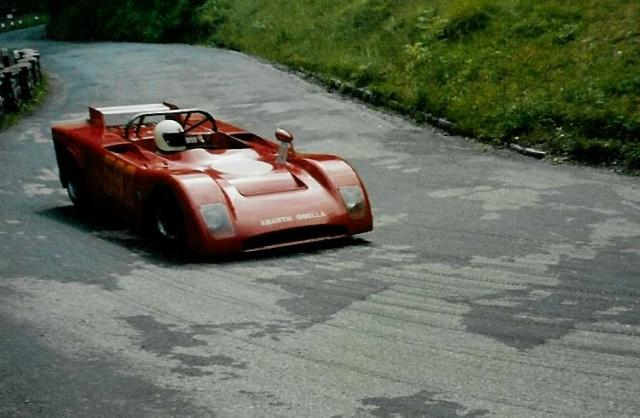 From the Maranello Rosso Collection,1971 Abarth 1300 Sport SE 018 'Prototipo'   Chassis no. SE018/0016