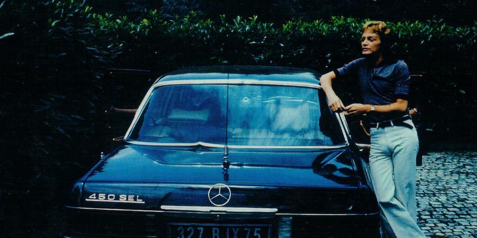Anciennement propriété de Claude François,1976 Mercedes-Benz 450 SEL 6.9  Chassis no. 11603612001097