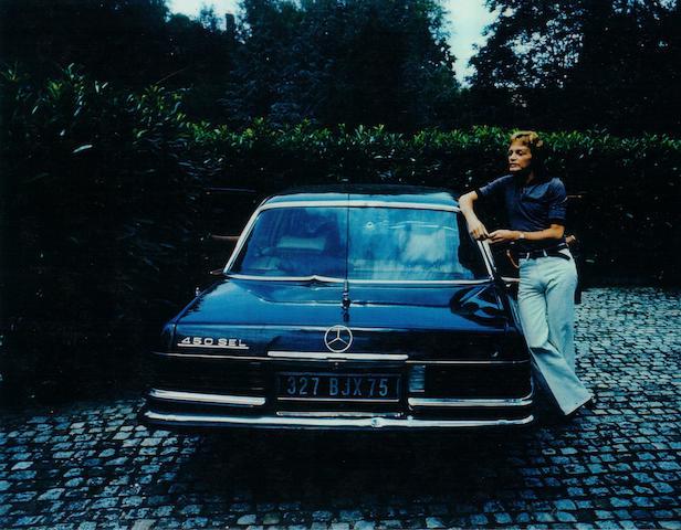 Mercedes-Benz 450 SEL 6.9 berline 1976
