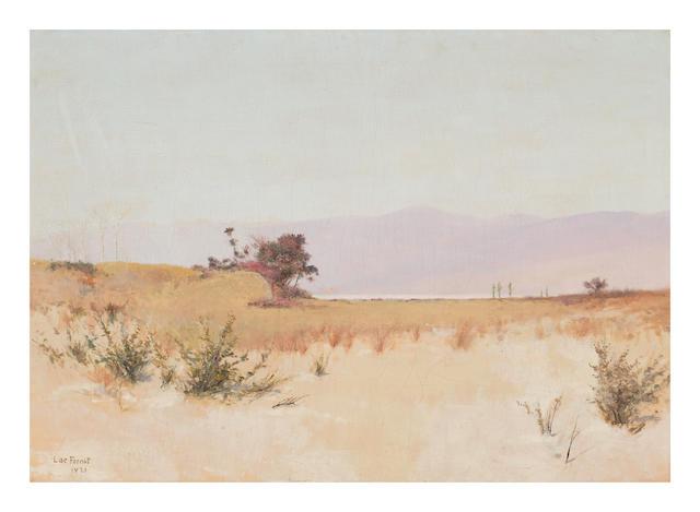 Lockwood de Forest II (American 1850-1932)