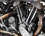 The Olympia Motorcycle Show,1937 Brough Superior 990cc SS100 Frame no. M1 1700 Engine no. BS/X2 1016