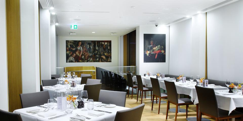 PRAISE FOR NEW BONHAMS RESTAURANT