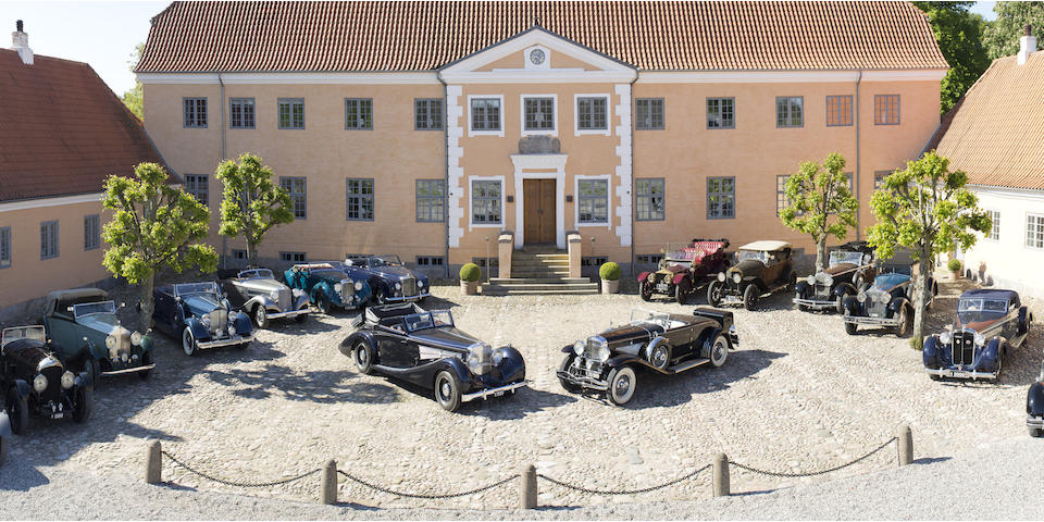 THE FREDERIKSEN COLLECTION: BONHAMS ANNOUNCE EXCEPTIONAL MOTOR CAR AUCTION FOR HISTORIC SINGLE-OWNER SALE