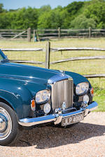 """Blue Lena"" Formerly the property of Keith Richards of the Rolling Stones 1965 Bentley S3 Continental Flying Spur Sports Saloon  Chassis no. BC68XE Engine no. 34EDC"