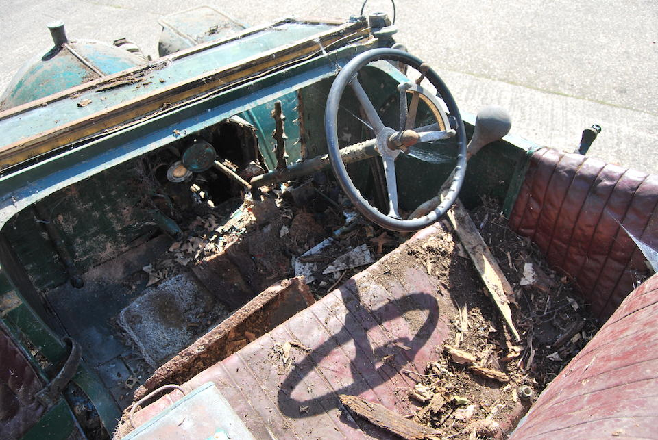 1912 Napier 15hp Tourer Project  Chassis no. 7759 (see text) Engine no. 17586