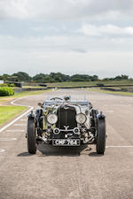 The Ex-Alan Phipps, Harold Bevan, Bill Burton,1935 Aston Martin Ulster 2/4-seater Tourer  Chassis no. D5/570/U Engine no. D5/570/U