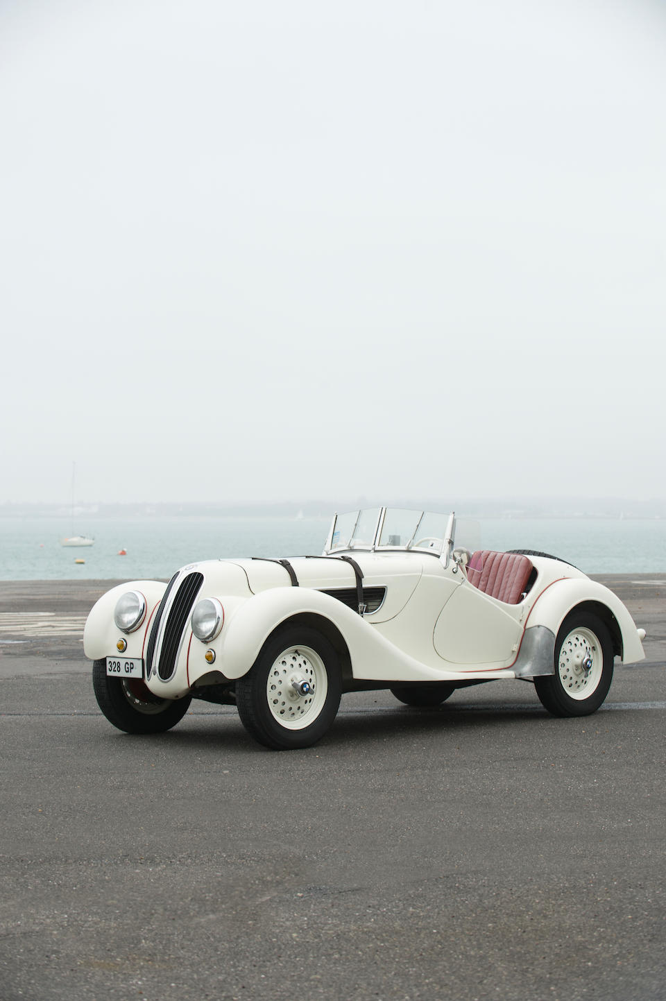 1938 BMW 328 Sports Roadster  Chassis no. 85378 Engine no. 79280