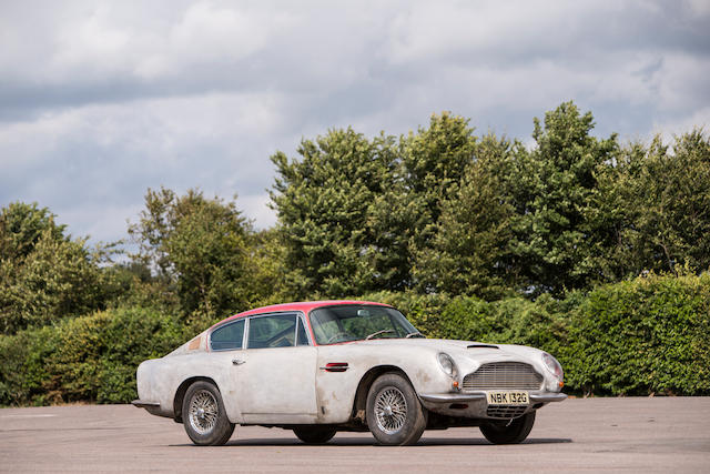 1969 Aston Martin DB6 'Mark 1' Vantage Project  Chassis no. DB6/3585/R Engine no. 400/4034/VC