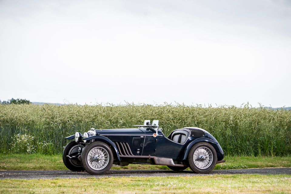 1936 Riley Sprite Sports Re-creation  Chassis no. 46A2596