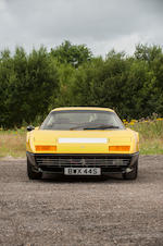 1977 Ferrari 512 Berlinetta Boxer  Chassis no. 21689 Engine no. 21689