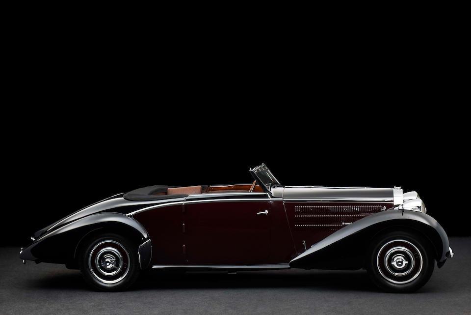 Bugatti  Type 57 Cabriolet 1938