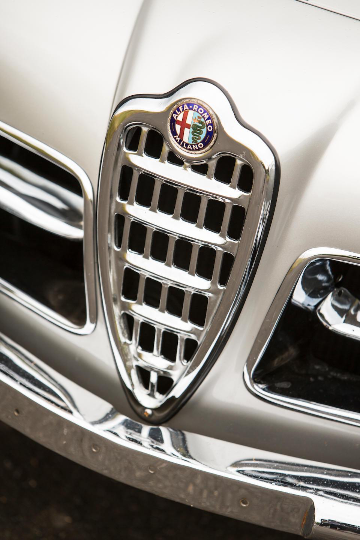 Alfa Romeo 1900 C Super Sprint Coupé 1959