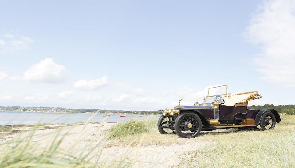 The ex-Richard Solove,1910 ROLLS-ROYCE  40/50 SILVER GHOST 'BALLOON CAR'  Chassis no. 1513 Engine no. 14F / 1513