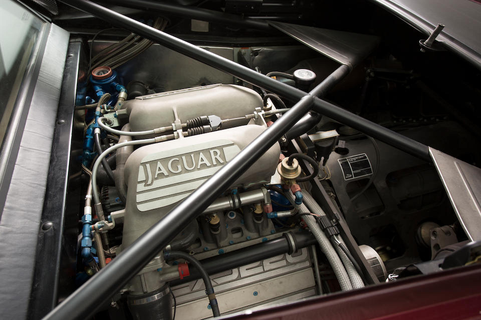 Offered from the private collection of the former Jaguar importer for Belgium,1992 Jaguar  XJ220 Coupé  Chassis no. SAJJEAEX8AX220874