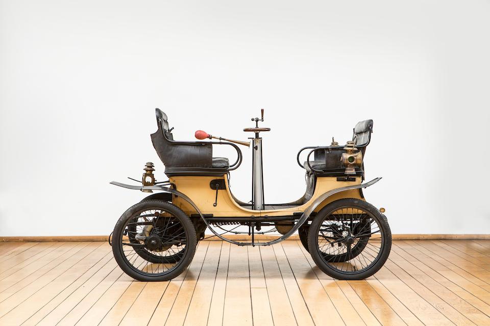 De Dion-Bouton Vis-à-vis Type D 1899