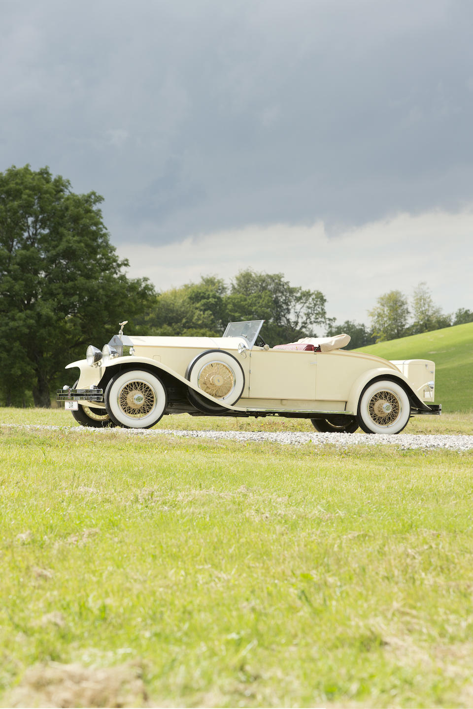 1931  ROLLS-ROYCE  PHANTOM I PLAYBOY ROADSTER  Chassis no. S186PR Engine no. 30860