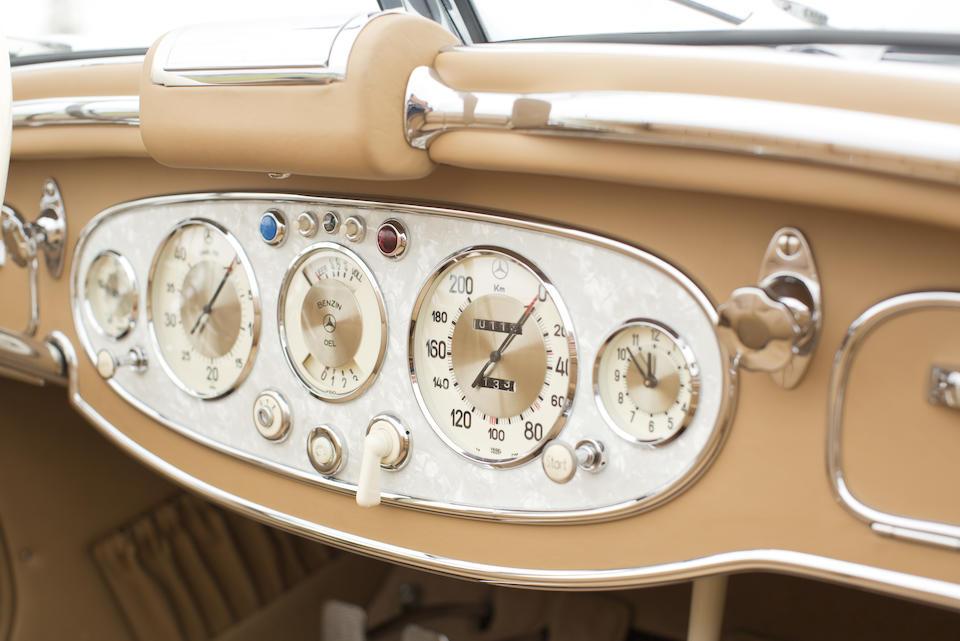 A superb Franz Prahl-built,1935 MERCEDES-BENZ  500K 'SPECIAL ROADSTER'Coachwork in the Style of Sindelfingen  Chassis no. 113688 Engine no. 113688Kommissionsnummer 203108