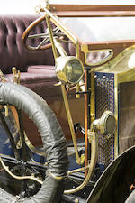 The ex-Art Doering,1909 RENAULT V-1 20/30 CAPE TOP VICTORIA  Chassis no. 14985 Engine no. 2351