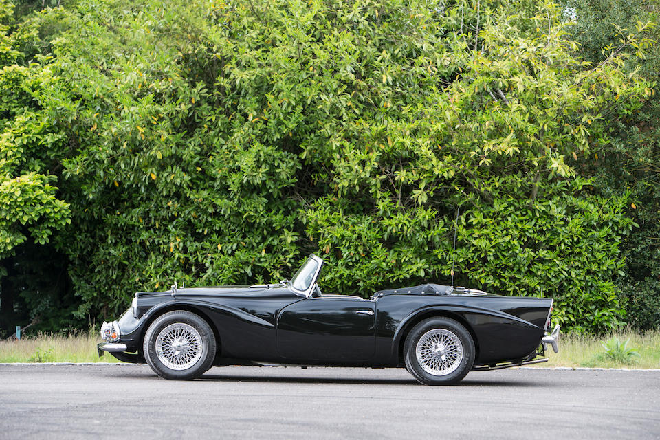 1964 Daimler SP250 'Police Specification' Roadster   Chassis no. 104368 Engine no. 97621