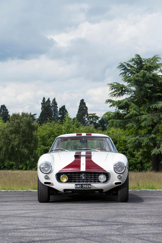 1963 Ferrari 250 GT SWB 'Alloy' Berlinetta Recreation  Chassis no. 3493GT Engine no. 3493