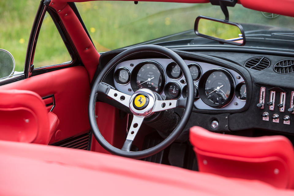1971 Ferrari 365GTS/4 'Daytona' Spider  Chassis no. 14543 Engine no. B1152