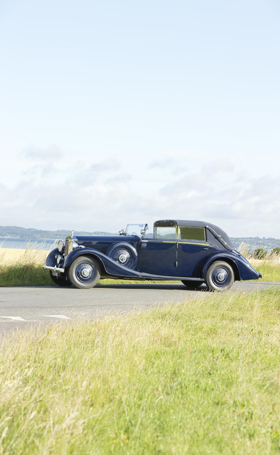 The ex-Hedy Lamarr and Fritz Mandl,1937 ROLLS-ROYCE  PHANTOM III DROPHEAD COUPE  Chassis no. 3BT185 Engine no. K68R