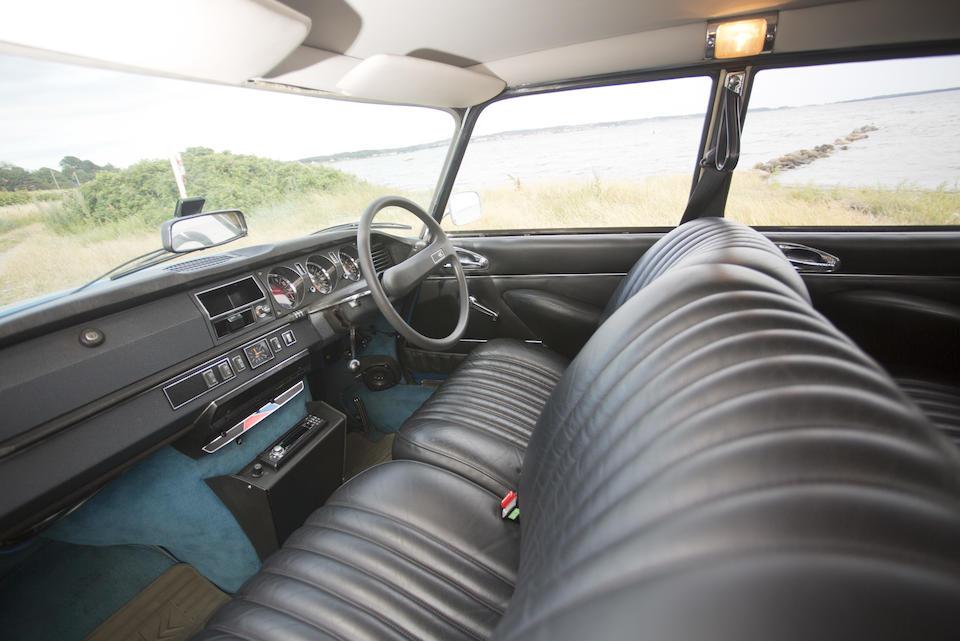 1974 CITROËN  DS23 PALLAS  Chassis no. 01F68592 Engine no. 683012251
