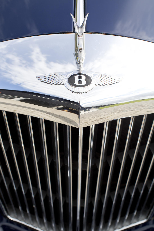 The ex-John D. Rockefeller Jr.,1958 BENTLEY S1 DROPHEAD COUPE  Chassis no. B212LFA Engine no. BF106