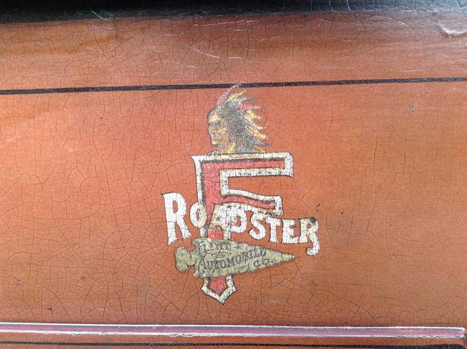 1902/3 Flint Roadster Project