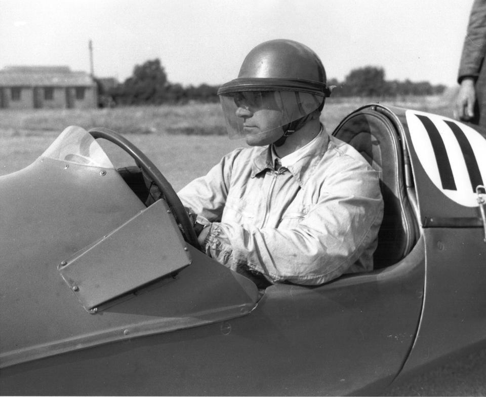 1954 Cooper-JAP  Mark VIII Formula 3 Single-Seater  Chassis no. MK42/54 Engine no. JOS/D22346/7