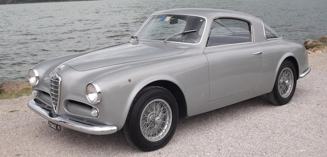 1953 Alfa Romeo 1900C Sprint Coupé  Chassis no. AR 1900 C 01630 Engine no. AR 1308 00518