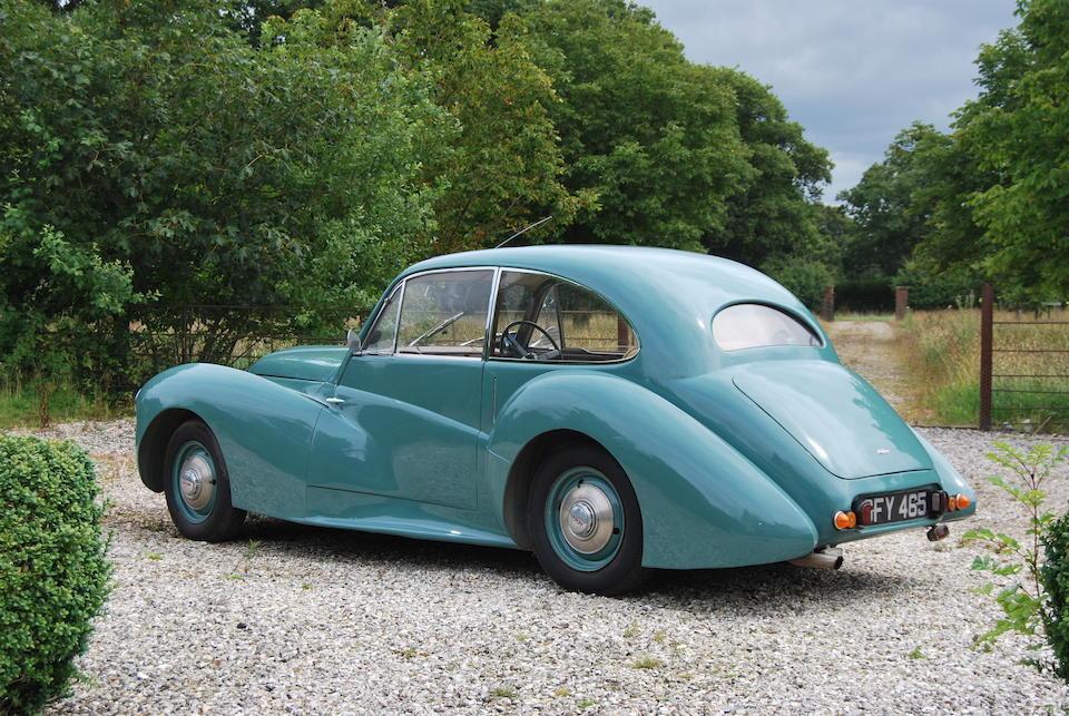 1949 Healey Elliott Sports Saloon  Chassis no. B1797 Engine no. B1663N797