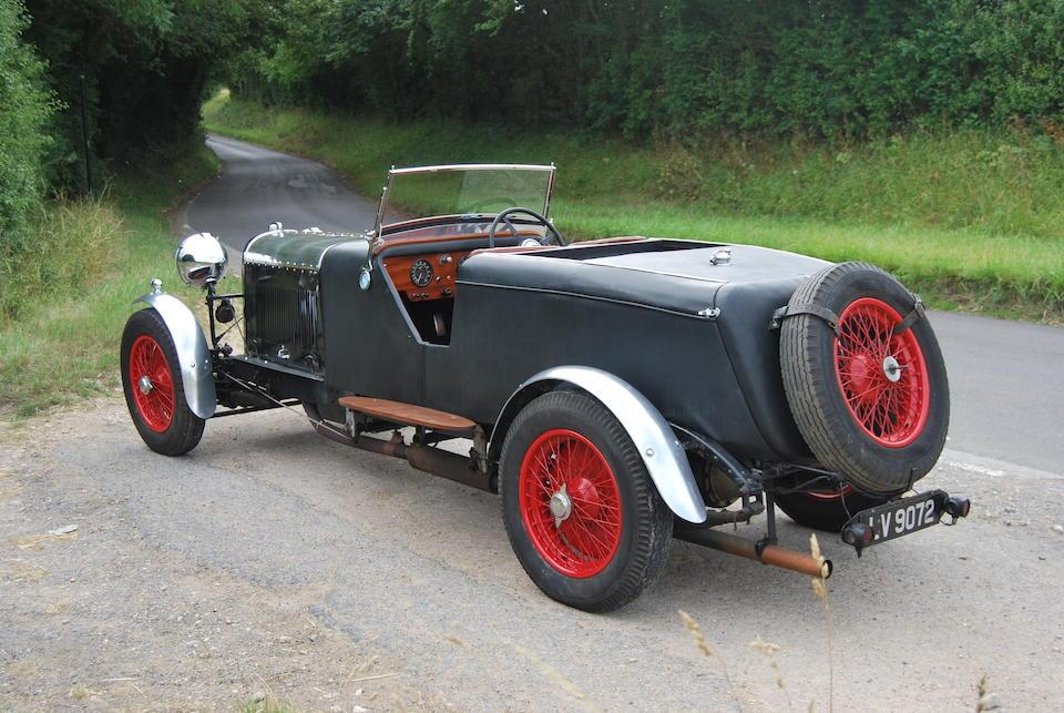 1934 Lagonda 4½-Litre M45 Sports  Chassis no. Z10606 Engine no. M45/63 2355