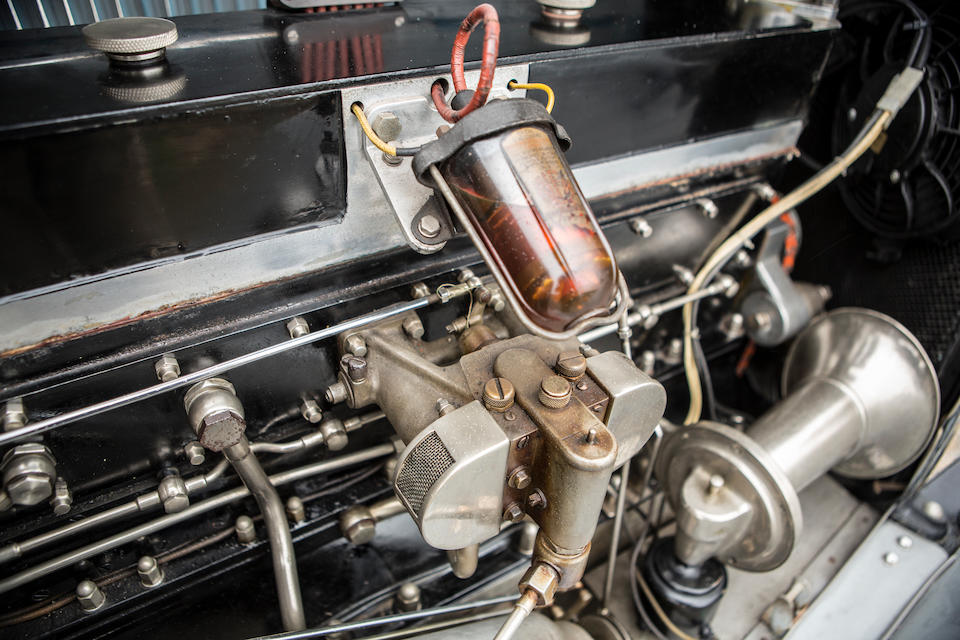 1927 Voisin C12 Tourer  Chassis no. 30032 Engine no. M12/1/39
