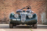 1951 Jaguar XK120 3.8-Litre 'Alloy' Competition Roadster  Chassis no. 679035