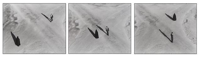 Shirin Neshat (Iran, born 1957) Fervor Series