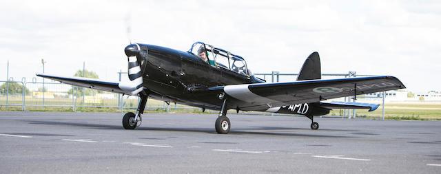 1950 de Havilland Chipmunk Two-seat Acrobatic Trainer