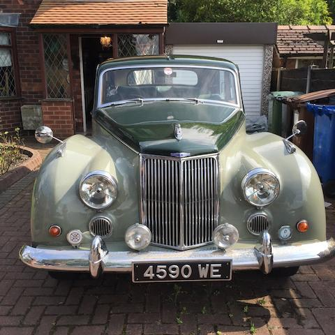 1958 Armstrong Siddeley Star Sapphire Saloon  Chassis no. 320022 Engine no. to be advised