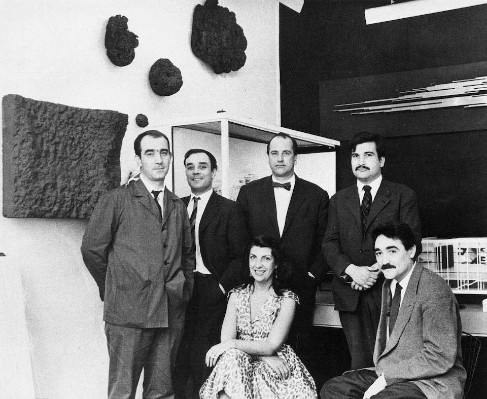 Manoucher Yektai (Iran, born 1922) Portrait of Iris Clert