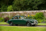 1959 Jaguar Mk1 3.4-Litre Sports Saloon  Chassis no. S990633DN Engine no. KF3410-8