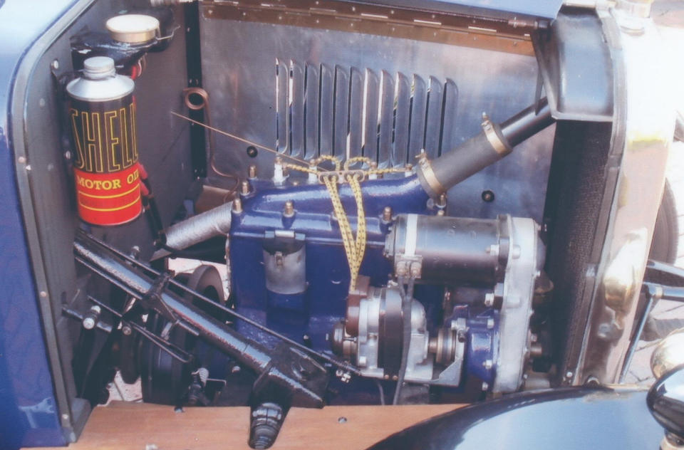 1926 Clyno 10.8hp Royal Tourer  Chassis no. 13940 Engine no. 13940