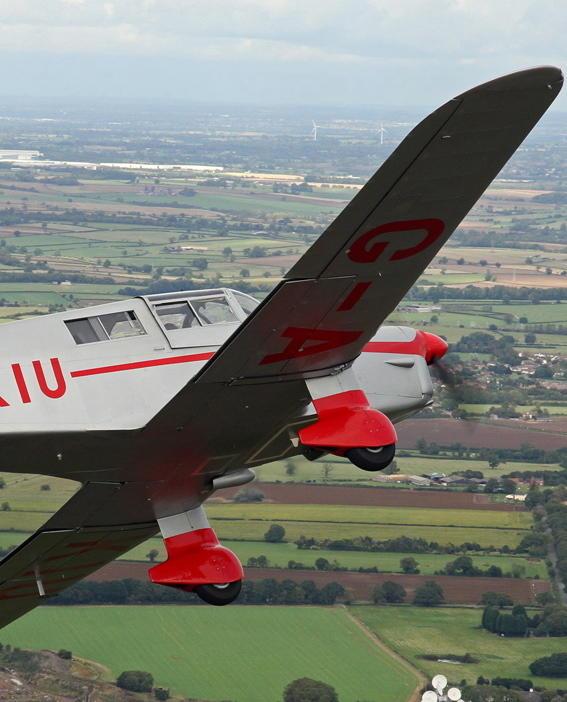 1948 Percival Proctor 5 Monoplane