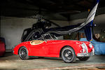 1954 Jaguar XK140 SE Roadster  Chassis no. S812916DN Engine no. G9213-8S