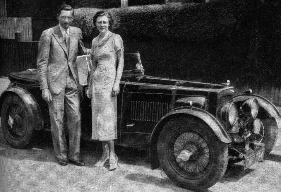 Bonhams : The Ex-Alan Phipps, Harold Bevan, Bill Burton,1935 Aston ...